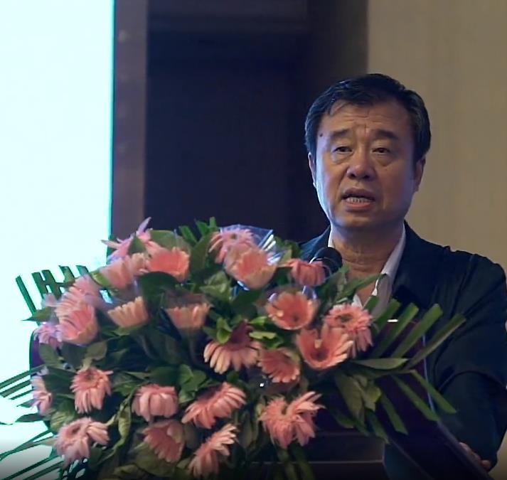 中国造纸协会赵伟 理事长发表讲话