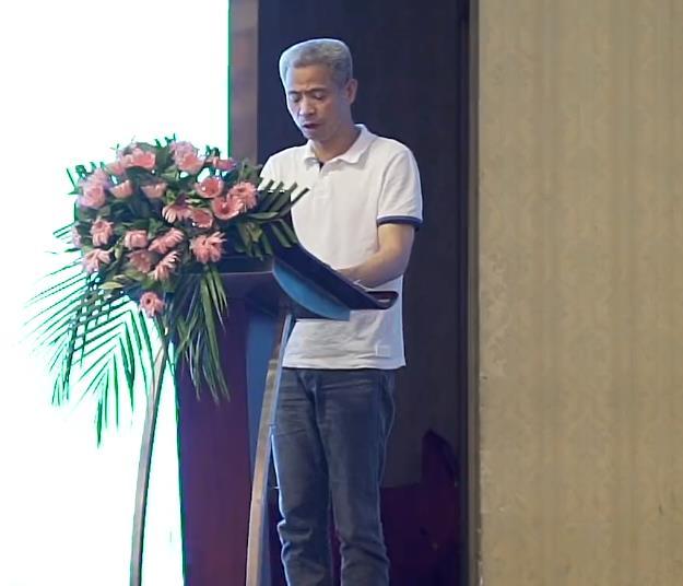 省纸协第七届理事会理事长吴明希就职讲话